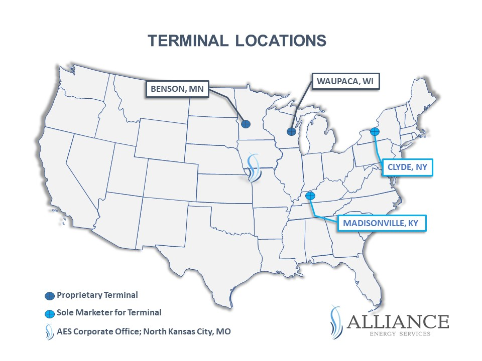 Events - Alliance Energy Services